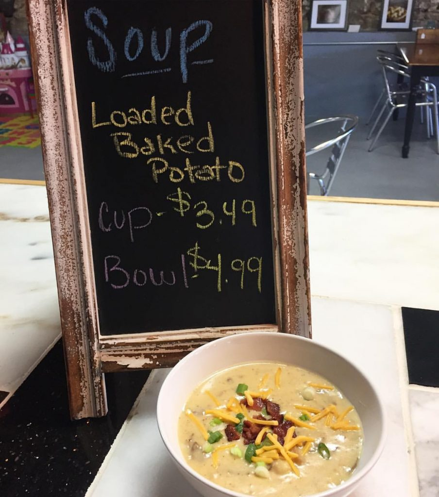 Simply Pure Sweets Lunch Special